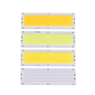 20w Glühlampe (120x36MM 20W COB LED Streifen Glühlampe Lampe DC 12V 1000LM für DIY Auto Ar CBL)
