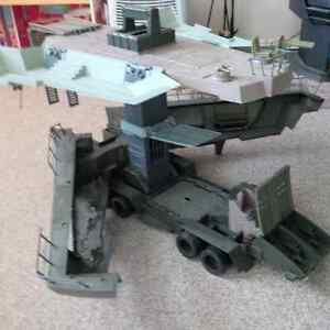 GI Joe Mobile Command Headquarters