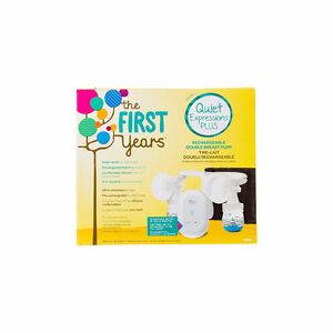 The First Years Quiet Expressions Double Electric Breast Pump Oakville / Halton Region Toronto (GTA) image 1