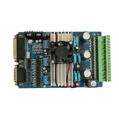 3-axis Tb6560 Stepper Motor Driver Mach3 Cnc Engraver Controller Board Tpys