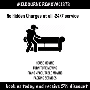 LOCAL REMOVALIST - Cheap & Efficient