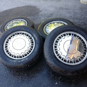 Cadillac Rims and Tires