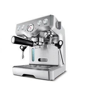 Breville Die-Cast Programmable Espresso Coffee Machine BES830XL