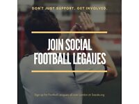SPACES - Stockwell Sunday 5-aside Football Leagues!