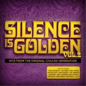 SILENCE IS GOLDEN VOLUME 2 VARIOUS ARTISTS 3 CD NEW
