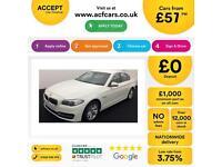 BMW 518 2.0TD ( 143bhp ) d Auto 2014MY SE FROM £57 PER WEEK!