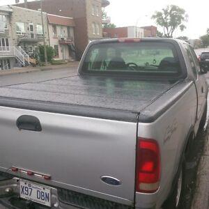 couvre boite de pick up ford a 4 panneaux