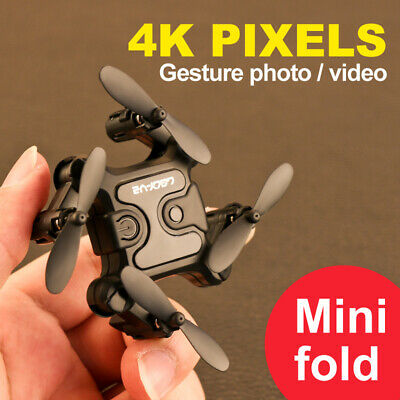 2020 new mini Drones With Camera Hd Wifi 4K drone Quadcopter Toys Rc Helicopter