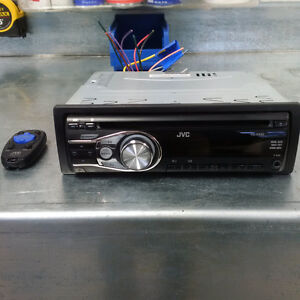 Radio CD AUX JVC KD-R330