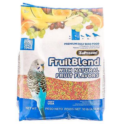 ZuPreem FruitBlend Flavor Bird Food for Small Birds