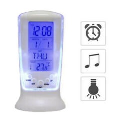 Durable Electronic Watch Square Despertador Desk Bedside Led Digital Clock Hot