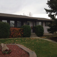 House for rent in Millwoods! $600 move in incentive!