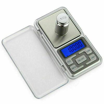 1Pcs 500g/0.1g Digital Scale Electric Diamond Jewelry Pocket Balance Weight Gram