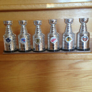 NHL MINI STANLEY CUPS