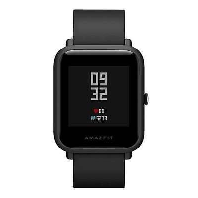 "Xiaomi Amazfit Bip Lite Negro Smartwatch Podómetro Deporte 1.28"" Garantía 2 años"
