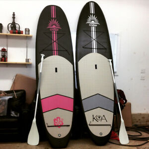 2x Paddle Boards For Sale!