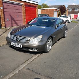 image for mercedes cls320cdi