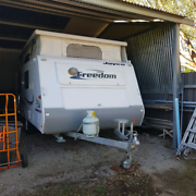 2005 Jayco Freedom poptop Jindera Greater Hume Area Preview