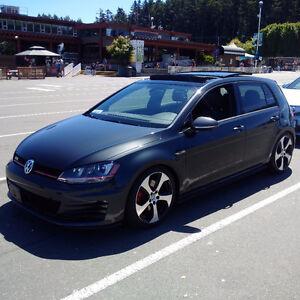 SPOTLESS West Coast Car! 2015 Volkswagen GTI Autobahn Hatchback