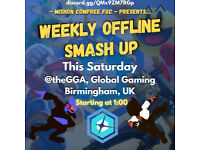Weekend Gaming MeetUp Group | Mishon Compree - 'Smash Up' Meet | 16.10.21