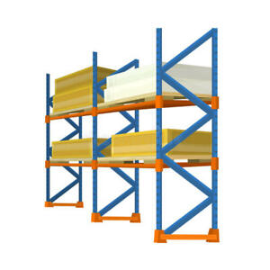Secure Pallet Storage - $30/Mth per Pallet Load & Unload Incl.
