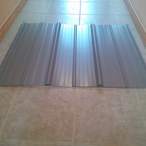 Top quality metal roofing and siding ONLY .94 cents per sq ft