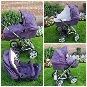 Icoo Peak 4 Air Baby Stroller in Great Condition