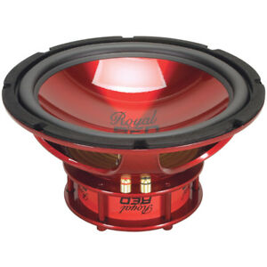 "Two 12"" 1200w subs and ported Bassworx box subwoofer"