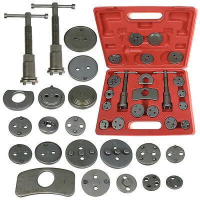 (21 pcs Universal Disc Brake Tools Caliper Piston Pad Car Auto Wind Back Hand Kit)