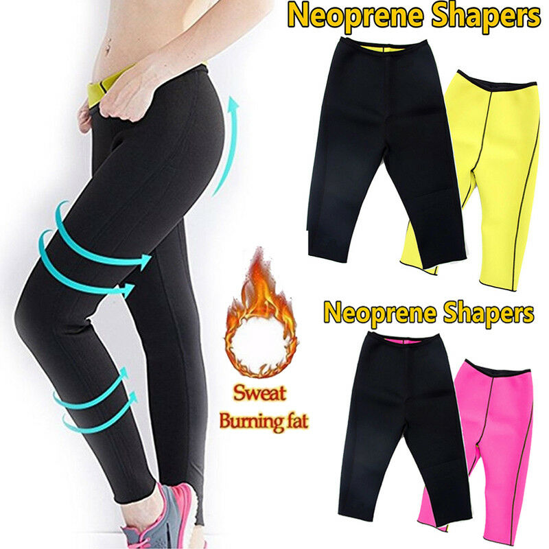 Womens Capri YOGA Pants Pockets Run Gym Sport Fitness Cropped Leggings Workout 26