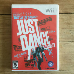 Jeux Nintendo Wii - Just Dance