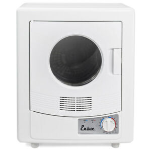 Ensue Electric Tumble Dryer Portable Compact only $199!