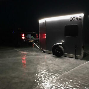 CORE ICE- FISHING/HUNTING/YEAR ROUND CAMPING/HAULING