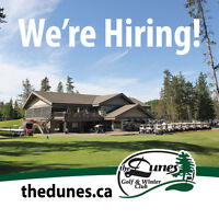 GOLF OPERATIONS MANAGER at The Dunes Golf & Winter Club