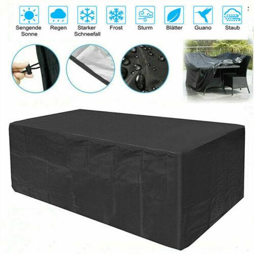 waterproof patio furniture cover rectangular outdoor garden