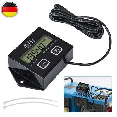 New Tachometer Digital For Chain Saw Chainsaw And Others 2-stroke 4-stroke