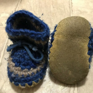 padraig cottage slippers size 23 cm / age 2