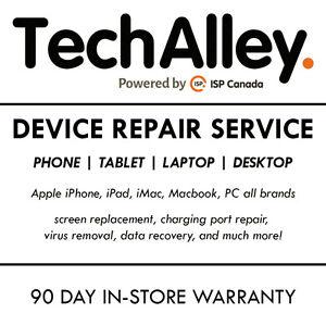 Apple iPhone, iPad, iPod, Macbook Repair Services