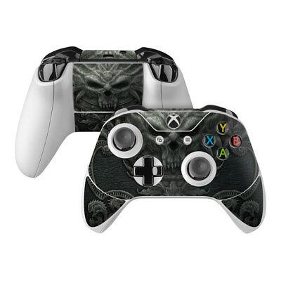 Xbox One Controller Skin Kit - Black Book by Kerem Beyit - DecalGirl Decal