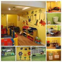 Full Time Home Daycare Assistant