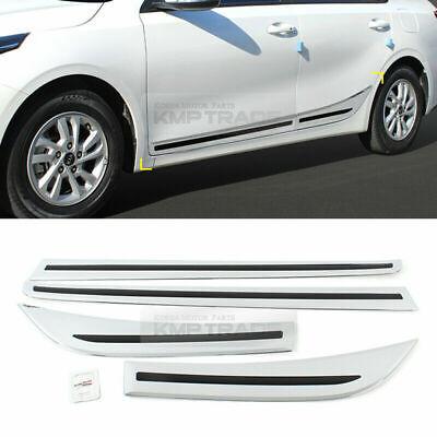 Chrome Interior Molding Kit Trim C365 For KIA CERATO FORTE Sedan 2010-2012