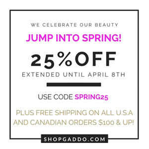 BEAUTY BRANDS - JUMP INTO SPRING SALE