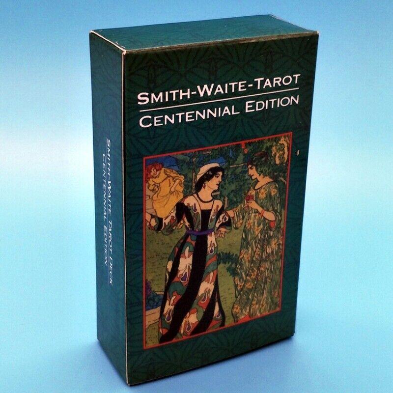 Smith-Waite Rider Tarot Deck Vintage Original Card 78pcs Clasical Magic-Board