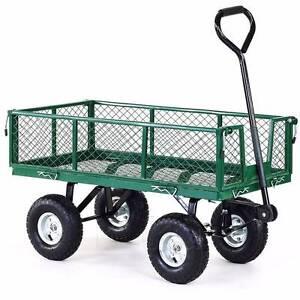 Garden Utility Cart Oakleigh South Monash Area Preview