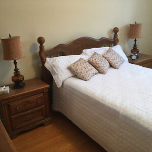 5 Peice Cannonball Bed Set