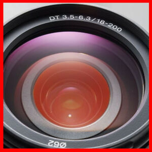 Sony DT 18-200mm F3.5-6.3 For Sony DSLR A mount
