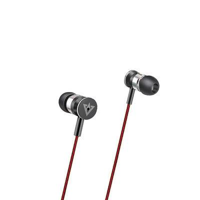 Wired Stereo Headset Earbud 3.5mm Plug In-ear Earphones w/ Mic for Smart Phone