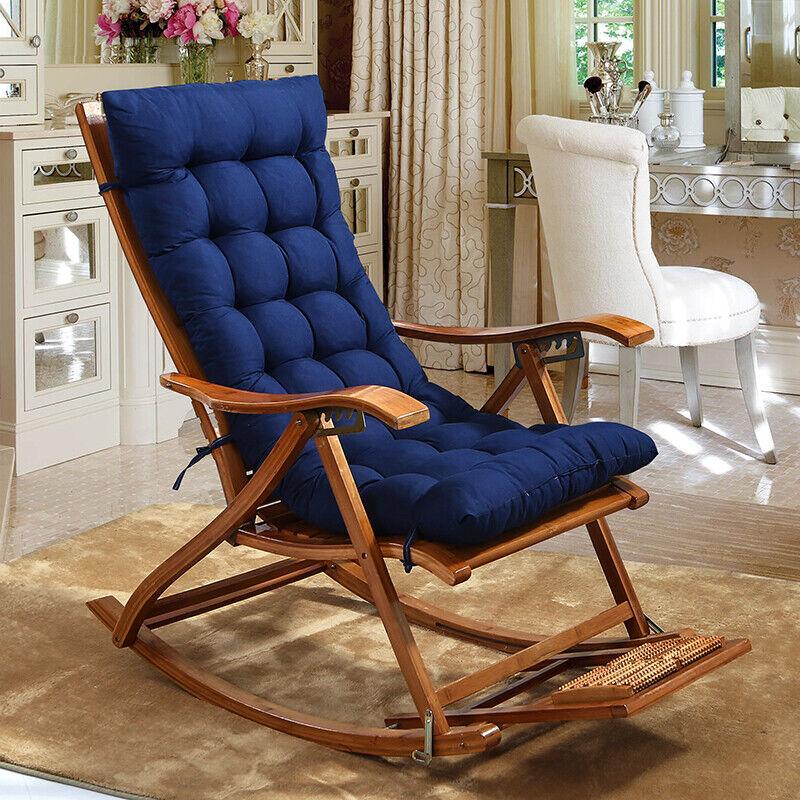 Thicker Recliner Cushion Rocking Chair Mat Sofa Recliner Com