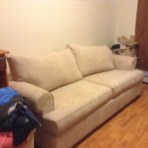 Sofa ( pull out hide a bed)