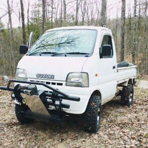 2000 Suzuki Carry, Atv, Utv, Side by side, Mini truck, off road